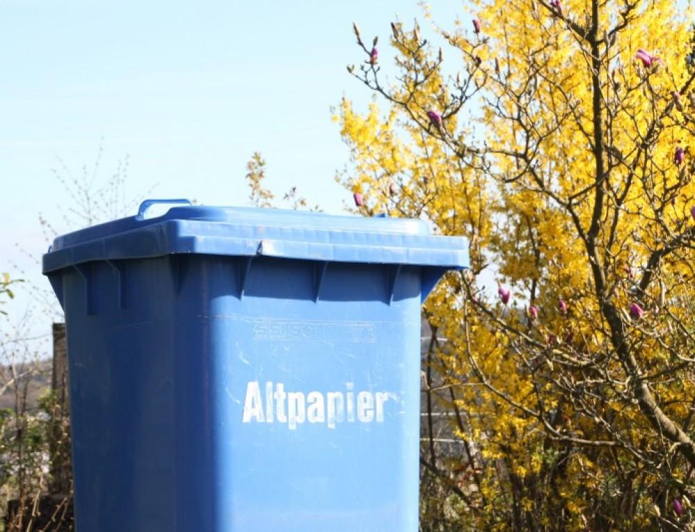 Verlängerte Bearbeitungszeit beim Müllabfuhrzweckverband Biedenkopf