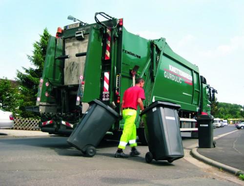 Wichtiger Hinweis zur Tonnenentleerung mit dem Identsystem in der Stadt Neustadt (Hessen)