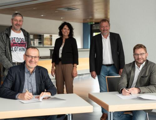 Gemeinde Münchhausen wird 15. Mitgliedskommune des Müllabfuhrzweckverband Biedenkopf