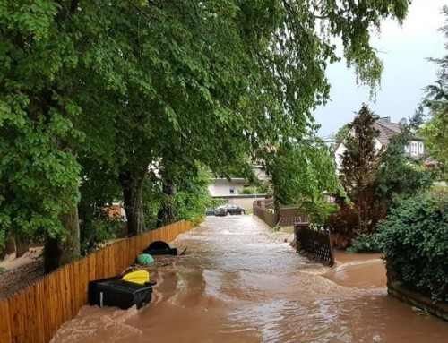 Münchhausen: Online-Anmeldung von Sperrmüll aufgrund von Hochwasserschäden